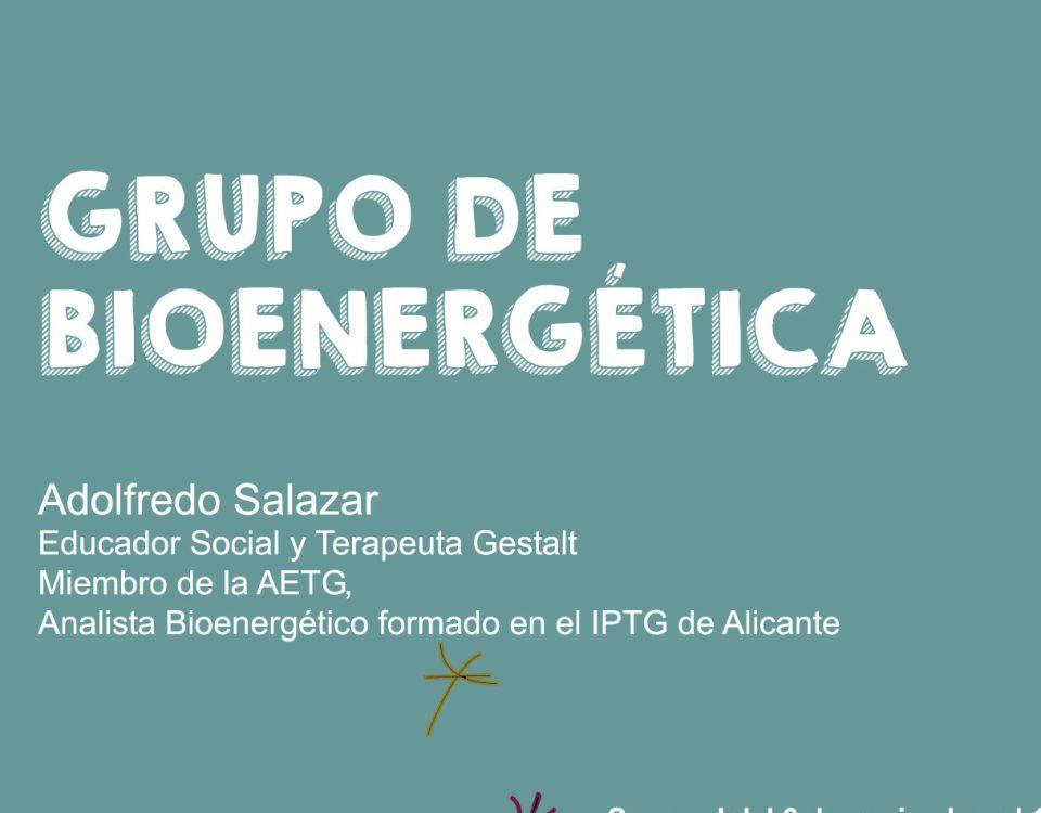 Grupo de Bioenergética - Adolfredo Salazar